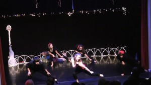 Frame of dance video 30